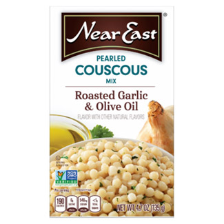 Near East Pearled Couscous with Roasted Garlic & Olive Oil MAIN