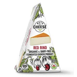 Organic Red Rind Wedge by Nuts for Cheese THUMBNAIL