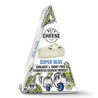 Organic Super Blue Wedge by Nuts for Cheese MAIN