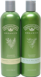 Nature's Gate Organics Shampoos or Conditioners