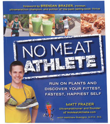 No Meat Athlete by Matt Frazier