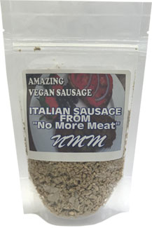 Vegan Italian Sausage Mix by No More Meat