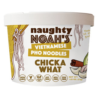 Naughty Noah's Vietnamese Pho Noodles - Chicka What MAIN