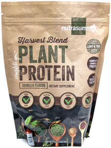 Harvest Blend Plant Protein by NutraSumma