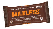Milkless Chocolate Bar by No Whey Foods THUMBNAIL