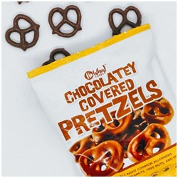 Chocolatey Covered Pretzels by No Whey! Chocolate THUMBNAIL