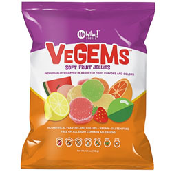 VeGems Soft Fruit Jellies by No Whey THUMBNAIL
