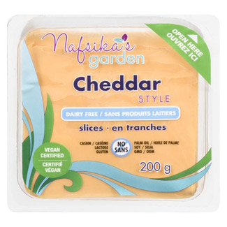 Cheddar Style Slices by Nafsika's Garden MAIN