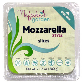 Mozzarella Style Slices by Nafsika's Garden MAIN
