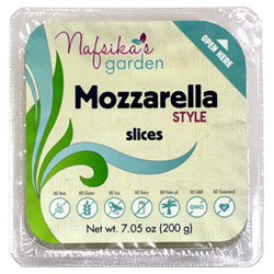 Mozzarella Style Slices by Nafsika's Garden THUMBNAIL