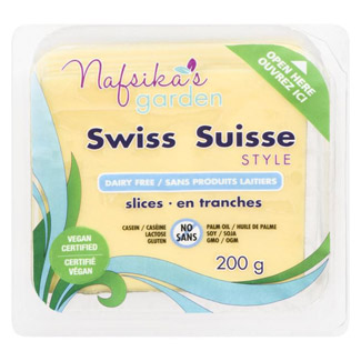 Swiss Style Slices By Nafsika S Garden Veganessentials Online Store
