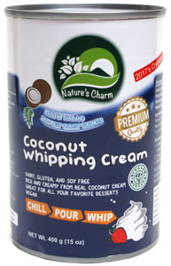 Nature's Charm Coconut Whipping Cream_LARGE