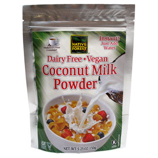 Dairy-Free Vegan Coconut Milk Powder by Native Forest LARGE
