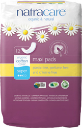 Natracare Natural Cotton Pads