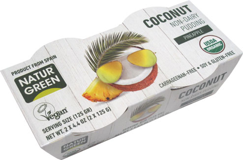 Natur Green Organic Coconut Non-Dairy Pudding Cups_LARGE