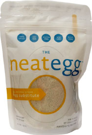 The Neat Egg Natural Vegan Egg Substitute by Neat Foods