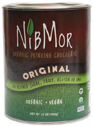 Organic Drinking Chocolate by NibMor
