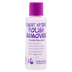 """Almost Natural"" Nail Polish Remover by No Miss THUMBNAIL"
