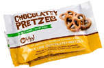 Chocolatey Pretzels by No Whey Foods