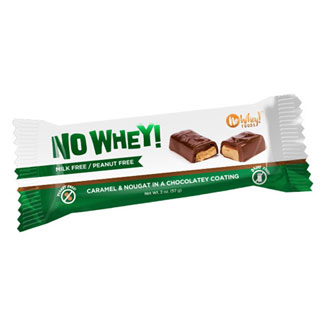 No Whey! Caramel & Nougat Candy Bar by No Whey! Foods MAIN