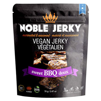 Noble Jerky - Sweet BBQ MAIN