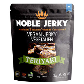 Noble Jerky - Teriyaki MAIN