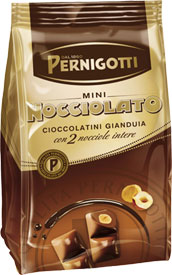 Large Bag of Nocciolato Chocolate Pralines by Pernigotti