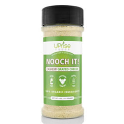 Nooch It! Cashew Grated Cheeze by Uprise Foods THUMBNAIL