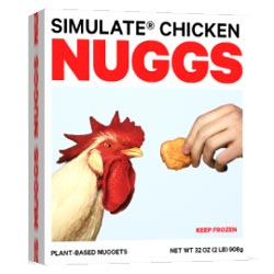 Nuggs Plant-Based Chicken Nuggets - Original MAIN