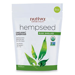 Organic Shelled Hemp Seed by Nutiva THUMBNAIL