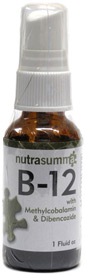 Vegan Vitamin B-12 Spray by NutraSumma