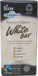 """White Chocolate"" Bar by Organica"