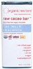 Organic Raw Milk Chocolate Bar by Organic Nectars