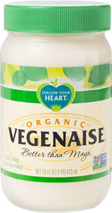 Organic Vegenaise by Follow Your Heart