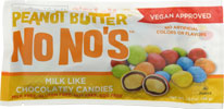PeaNot Butter No No's Chocolatey Candies by Premium Chocolatiers