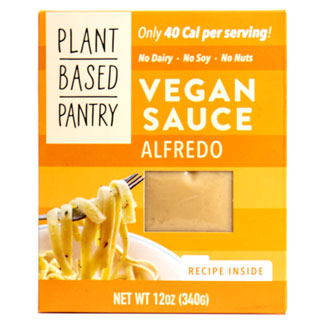 Plant Based Pantry Alfredo Sauce MAIN