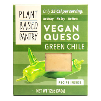 Green Chile Queso by Plant Based Pantry MAIN