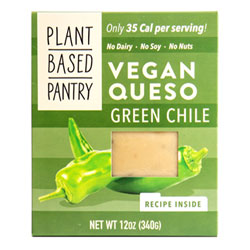 Green Chile Queso by Plant Based Pantry THUMBNAIL
