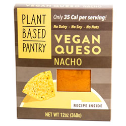Plant Based Pantry Nacho Queso THUMBNAIL