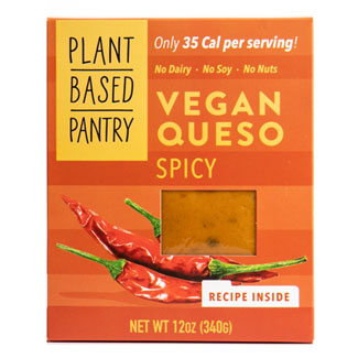Spicy Queso by Plant Based Pantry MAIN