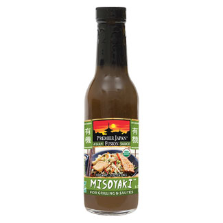 Misoyaki Asian Fusion Sauce by Premier Japan MAIN