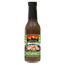 Misoyaki Asian Fusion Sauce by Premier Japan THUMBNAIL