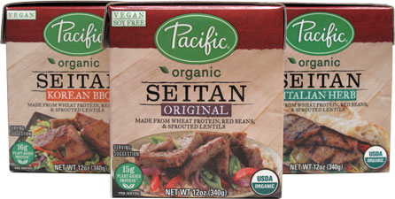 Organic Seitan by Pacific Foods