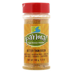 Better than Bacon Parma Raw Parmesan Cheese Alternative - 3.5 oz. bottle THUMBNAIL
