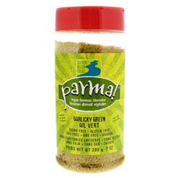 Garlicky Green Parma Vegan Parmesan Alternative - 7 oz. bottle THUMBNAIL