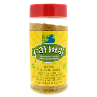 Parma! Raw Parmesan Cheese Alternative - 7 oz. bottle MAIN