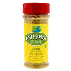 Parma! Raw Parmesan Cheese Alternative - 3.5 oz. bottle THUMBNAIL