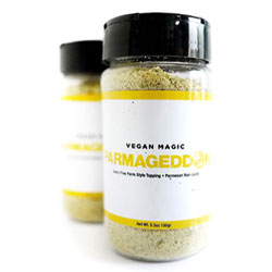 Parmageddon Parmesan Style Topping by Vegan Magic THUMBNAIL