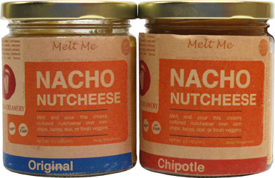 Nacho Nutcheese Sauce by Parmela Creamery LARGE