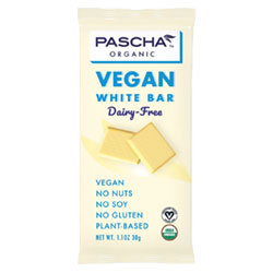 Pascha Organic White Chocolate Bars THUMBNAIL